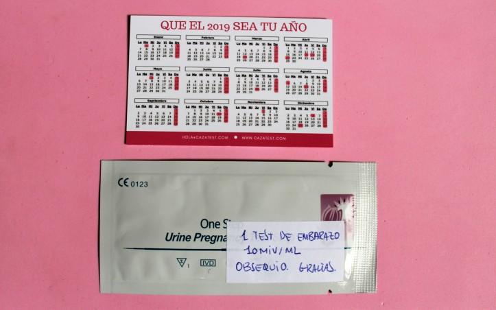 test de ovulación barato