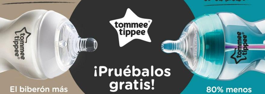 biberón anticólico avanzado TOMMEE TIPPEE