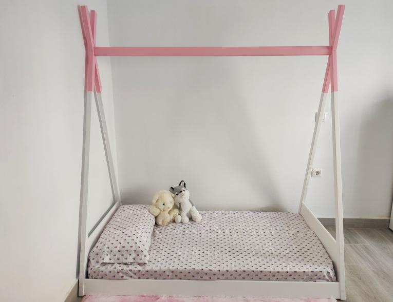 cama tipi infantil